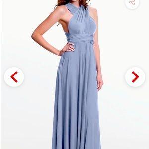 Henkaa Sakura Convertible Maxi Dress & Bandeau
